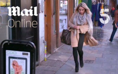 Daily Mail – FIrst Time Call Girl